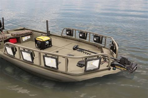 bowfishing boat packages 2016 tracker grizzly 1760 mvx sportsman grapevine tx for