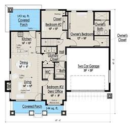 one story bungalow house plans plan 18267be simply simple one story bungalow craftsman