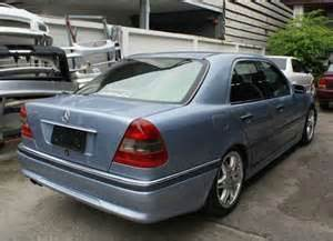 Headl Mercedes C Class Facelift c class w202 bonson electrical engineering trading