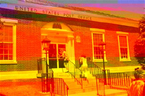 Rehoboth Post Office by Rehoboth Post Office Rehoboth