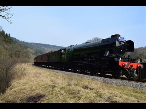 60103 flying scotsman on the nymr 13/03/2016 youtube