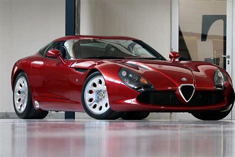 Alfa Romeo Zagato by Zagato Tz3 Stradale Immagini Ufficiali E Dati Tecnici