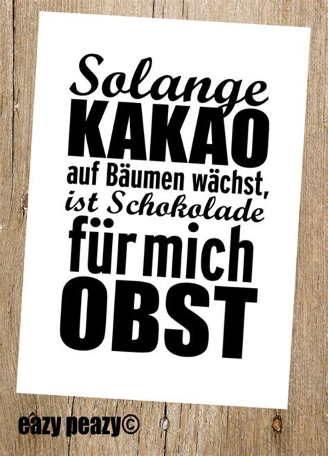 Schublade Auf Englisch by Humor Schokolade Ist Obst Postkarte Ein