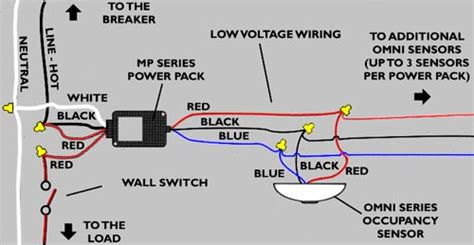 ceiling mounted occupancy sensor wiring diagram get free image about wiring diagram