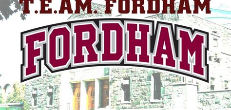 Fordham Mba Admissions by Fordham Athletics Introduces Student Athlete Development