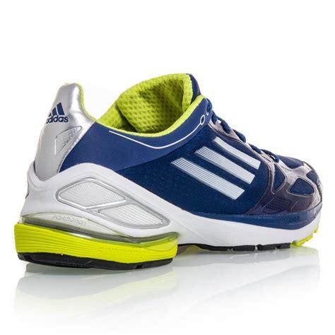 Adidas Adizero 2 adidas adizero f50 2 mens running shoes blue yellow white sportitude