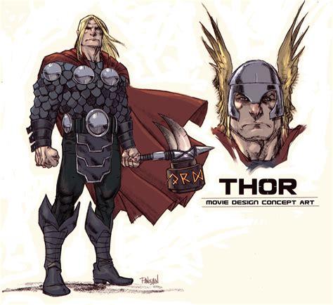 film thor cartoon thor marvel vs capcom