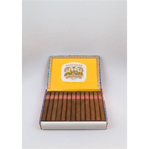 Partagas Aristocrats Box 25 Cerutu Kuba partagas aristocrats gestocigars sa