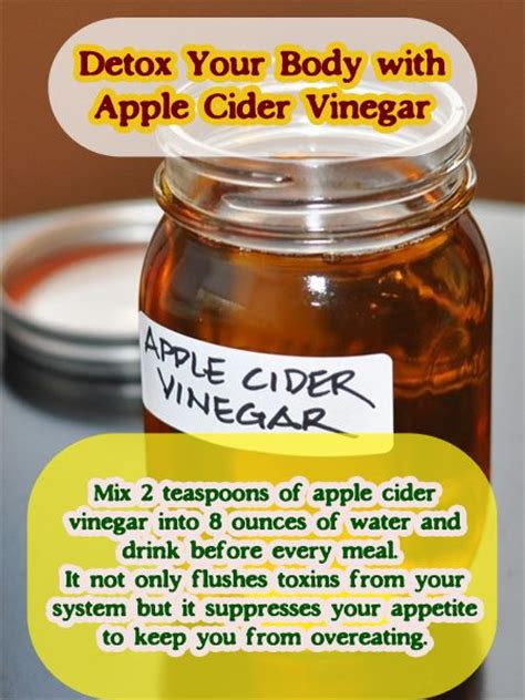 Vinegar Lemon Honey Cinnamon Detox by 15 Reasons To Use Apple Cider Vinegar Every Day Apple