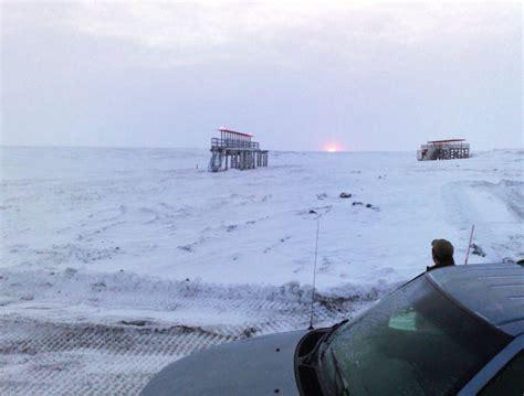 north pole   places  visit  alaska top