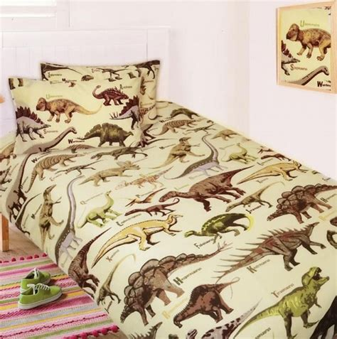 dinosaur bed set dino alphabet quilt cover set from kids bedding dreams