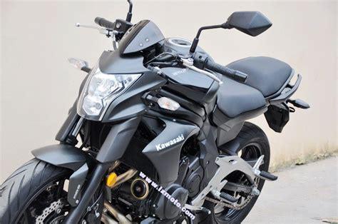 Kawasaki Er6n Motorrad Online by 2009 Kawasaki Er 6n Review Motorrad Bild Idee