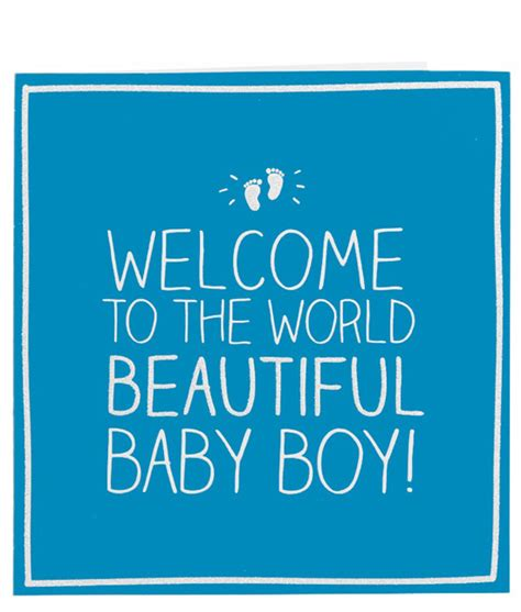 new baby boy gift card - Gift Card Messages For New Baby Boy
