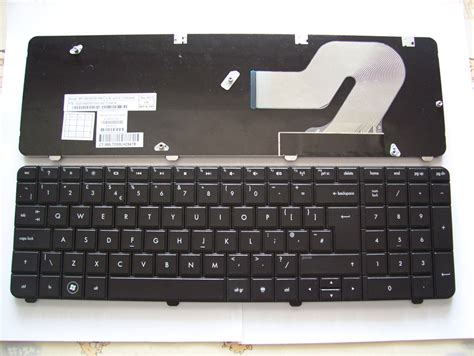 keyboard layout for hp laptop uk layout hp compaq g72 series presario cq72 series