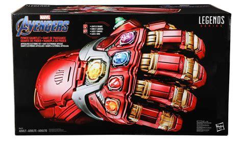 hasbros marvel legends series avengers endgame nano