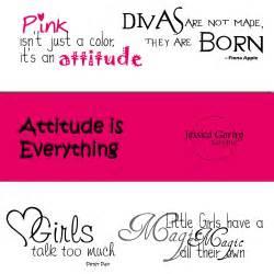 Girly Quotes Attitude. QuotesGram