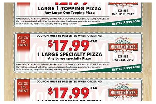 coupons mountain mikes