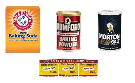 Baking Soda Shelf Opened by Emergency Ideas How To Store Baking Essentials For Longer