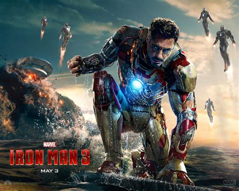official iron man wallpapers