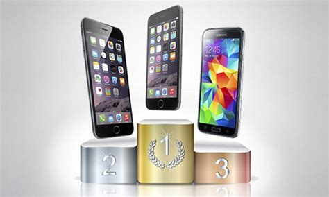 fastest mobile phones apple s iphone 6 crowned fastest mobile on the market vs