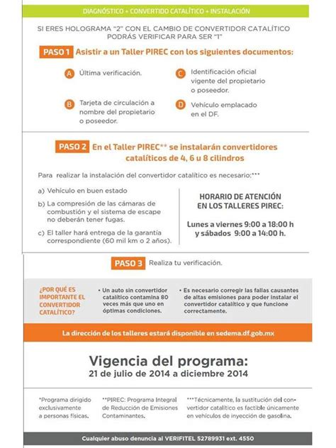 requisitos para verificar edomex 2016 requisitos para verificar df 2016