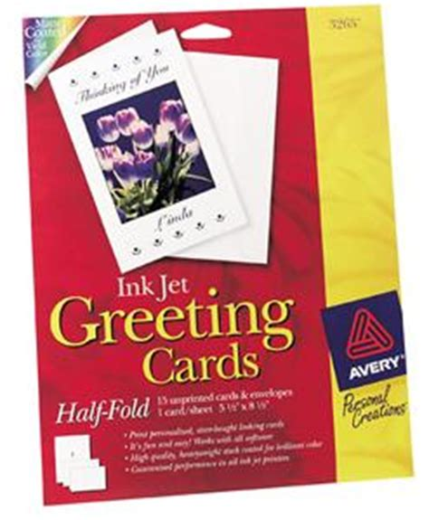 avery printable greeting cards avery coupons cheap greeting card pack at walmart