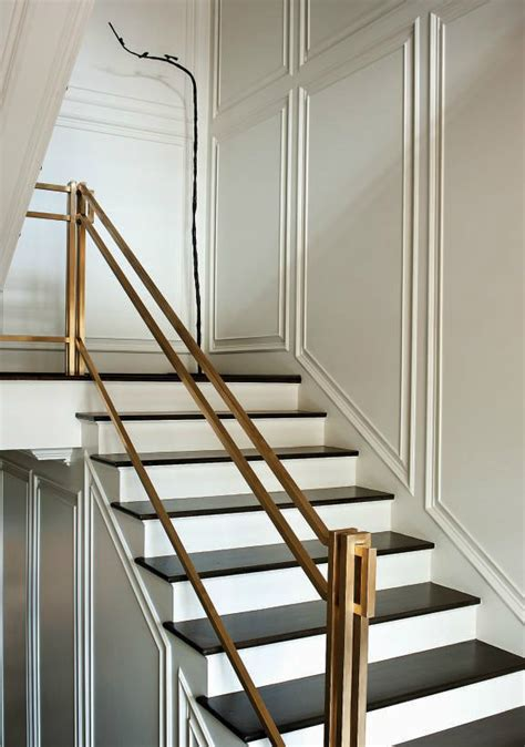 contemporary banister rails 47 stair railing ideas decoholic