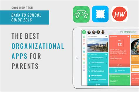 best organizational apps productivity apps archives cool mom tech