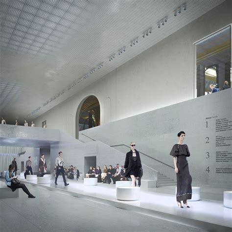 designboom paris lan architecture to renovate grand palais complex in paris
