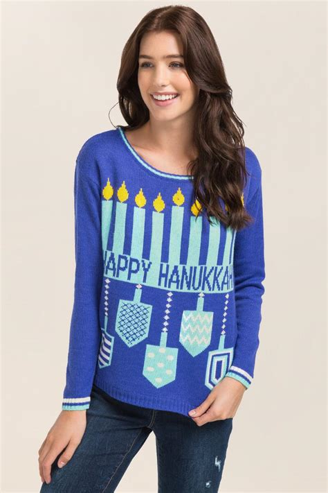light up sweater hanukkah light up sweater s