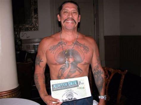 danny trejo tattoos danny trejo s 7 tattoos their meanings guru