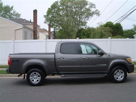 2005 Toyota Tundra Mpg Sell Used 2005 Toyota Tundra Limited In Wappingers Falls