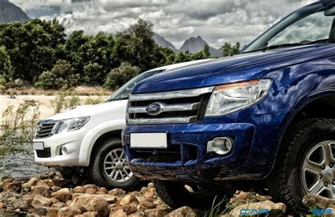 Toyota Hilux Common Faults 2013 Nissan Navara Vs Toyota Hilux Autos Post