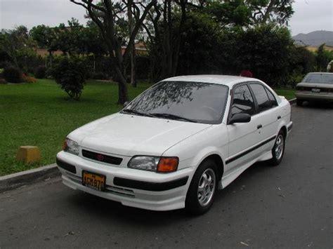 Toyota Tercel Spoiler Pepinotercel 1996 Toyota Tercel Specs Photos