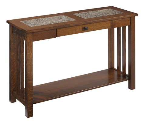 Mission Cambria Coffee Table Ohio Hardwood Furniture Mission Sofa Table