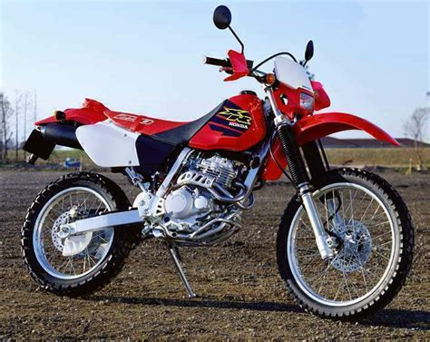 L For Sale by Honda Xr Series Review And Photos