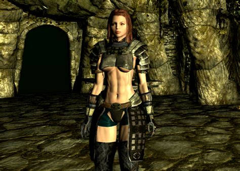 skyrim skimpy clothes mod seraphim skimpy armor and clothing replacer at skyrim