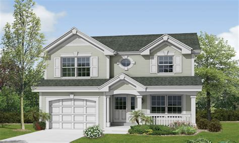 small 2 story house two story small house kits small two story house plans