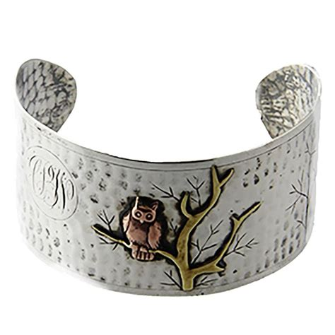 Handmade Metal Bracelets - arts and crafts handmade sterling silver and mixed metal