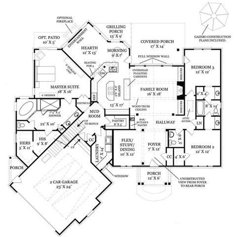 craftsman house floor plans 2018 plans maison en photos 2018 craftsman style house plan 3 beds 2 5 baths 2404 sq ft plan 119