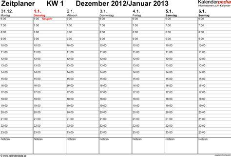 word layout querformat wochenkalender 2013 als word vorlagen zum ausdrucken