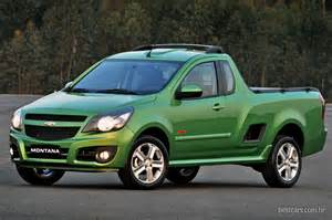 Montana Chevrolet Chevrolet Montana Reviews Prices Ratings With Various