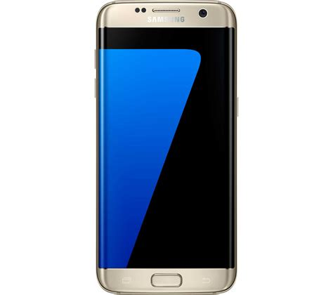 buy samsung galaxy s7 edge gold free delivery currys