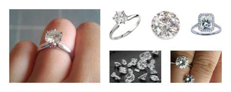 What is moissanite?   Moissanite vs. Diamond Rings
