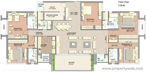 Floor Plan For Gym Lodha Grandeur Prabhadevi Mumbai Apartment Flat