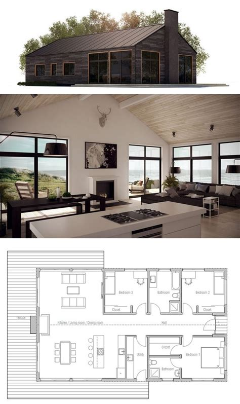 contemporary farmhouse floor plans 28 contemporary farmhouse floor plans modern