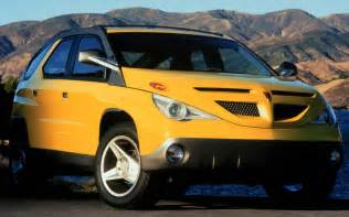 Are Pontiacs Still Being Made Thread Of The Day What If The Pontiac Aztek Concept Had