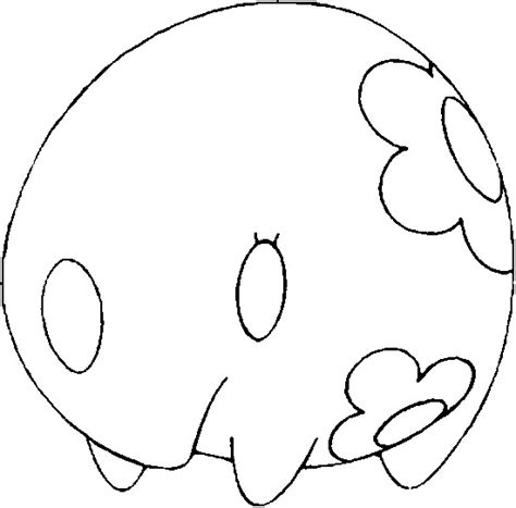 pokemon coloring pages lillipup coloriages pokemon munna dessins pokemon