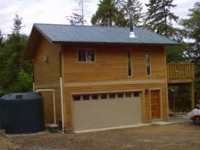 garage homes garage tiny house with water collection tiny house pins