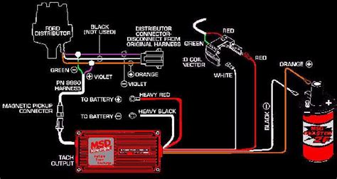 1984 300 msd ignition dilemma ford truck enthusiasts forums